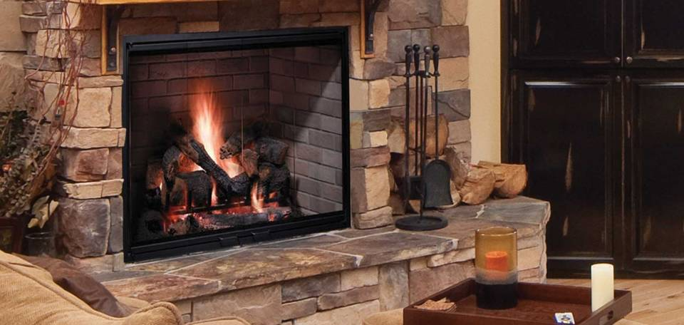 MAJESTIC BILTMORE WOOD BURNING FIREPLACES