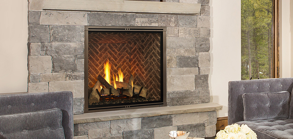 "Majestic Marquis II 42"" Gas Fireplace"