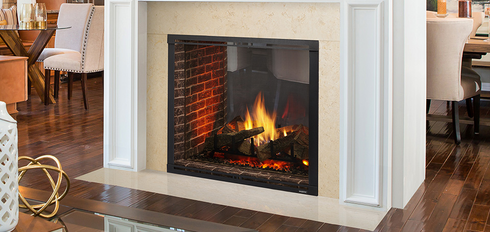 Majestic Marquis Ii See Thru Gas Fireplace