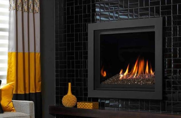 Zero Clearance Direct Vent Gas Fireplace Natural Gas,